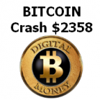 Bitcoin Crash $2358 USD